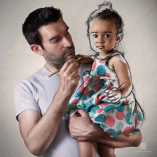 Sébastien DEL GROSSO illustration photography art