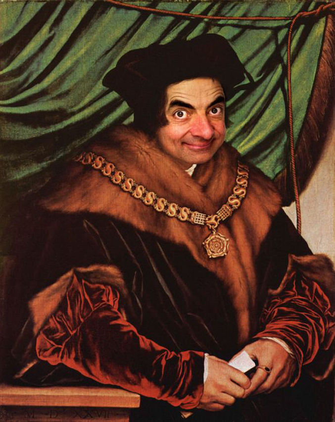 Rowan-Atkinson-Mr-Bean-Inserted-into-Famous-Paintings