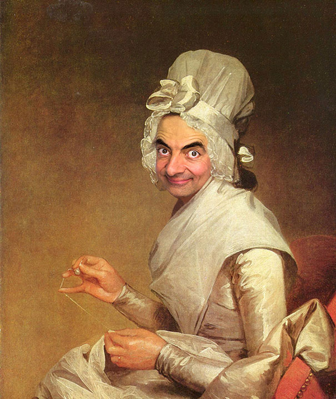 Rowan-Atkinson-Mr-Bean-Inserted-into-Famous-Paintings-4