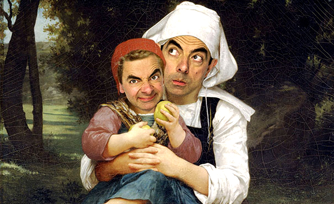 Rowan-Atkinson-Mr-Bean-Inserted-into-Famous-Paintings-featured
