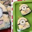 sushi-art-minions