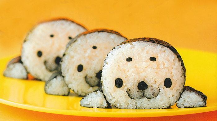 sushi-art-seal