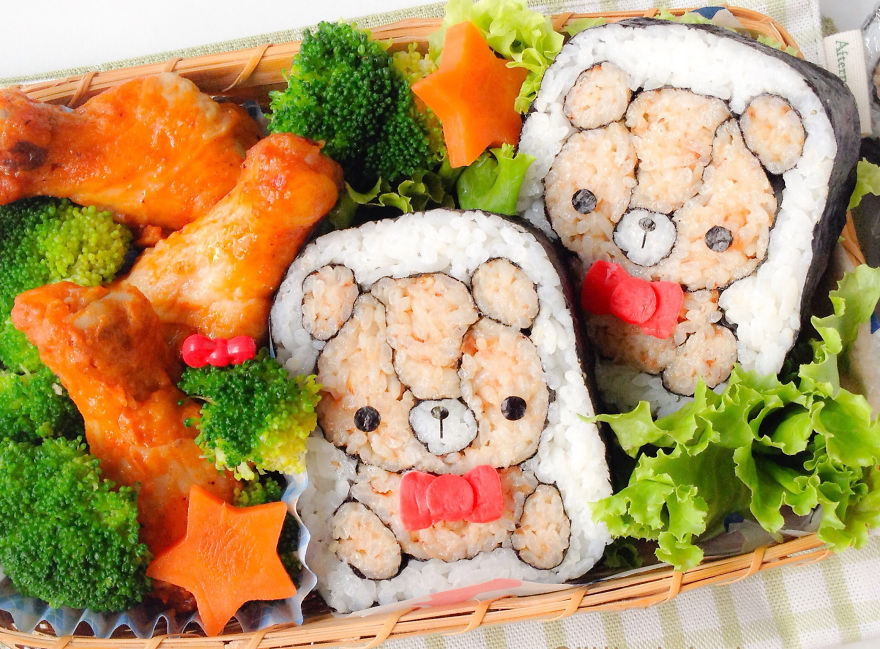 sushi-art-teddy-bear